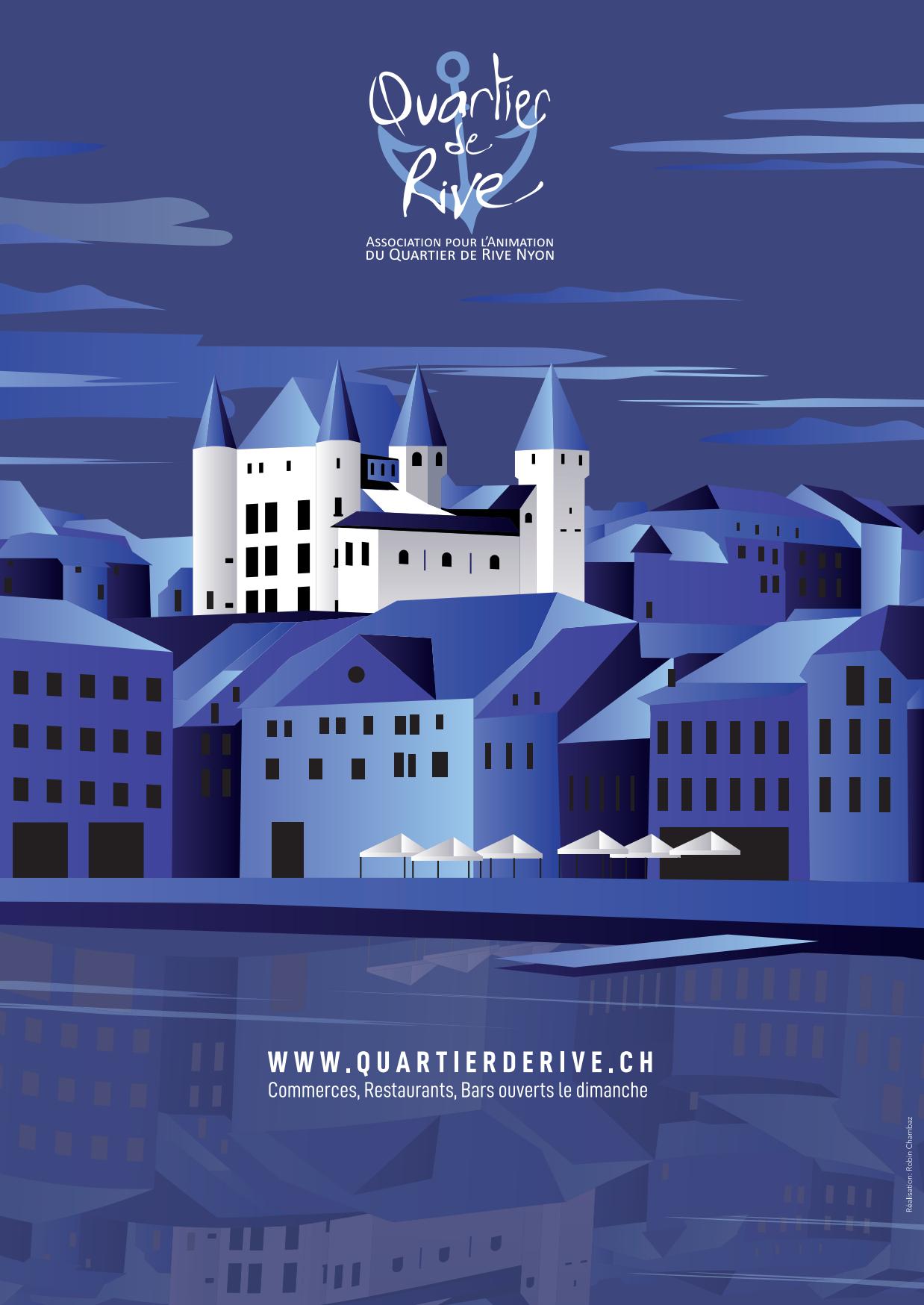 Affiche automne - hiver 2020 - 2021, Quartier_de_Rive