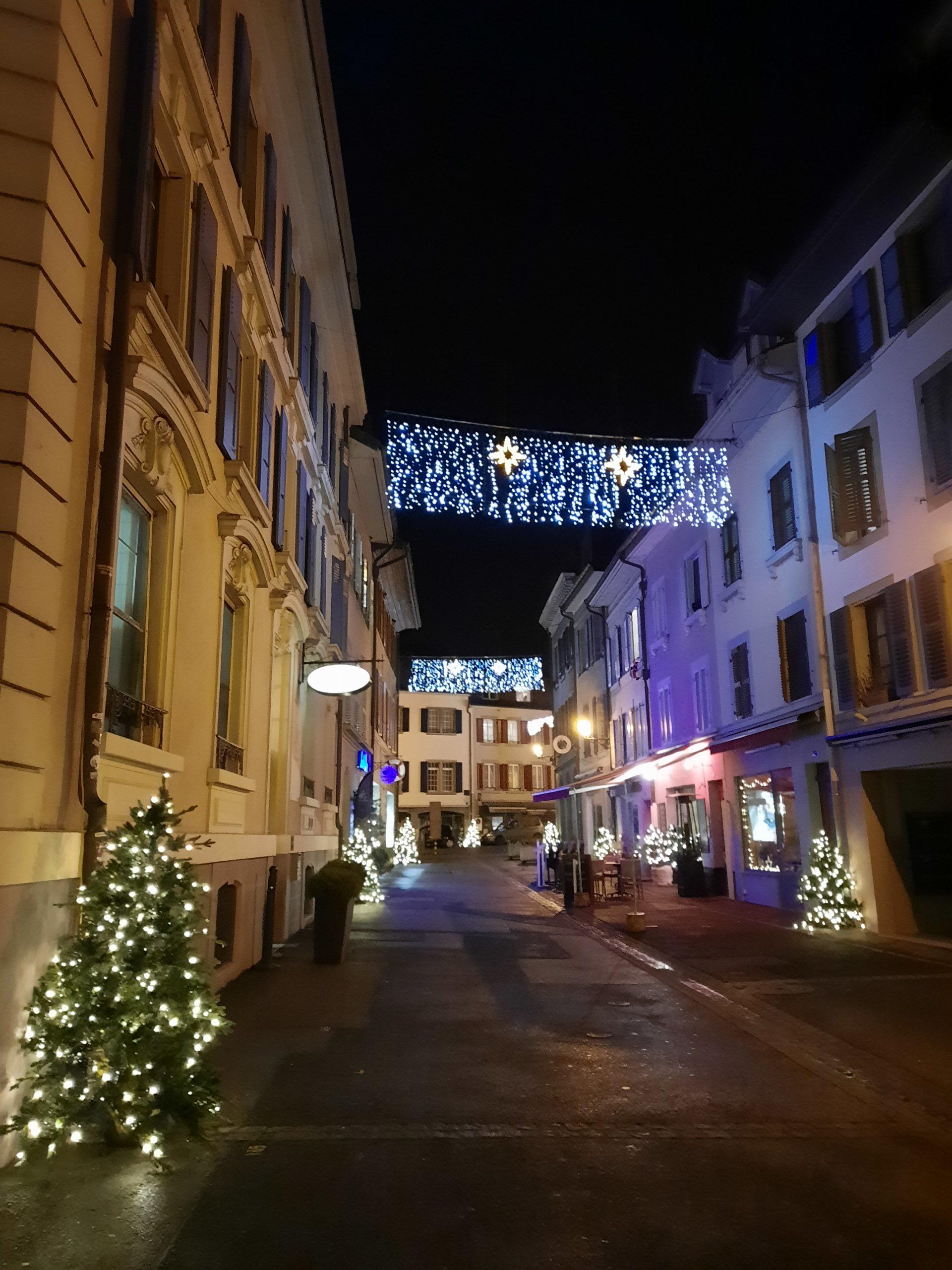 Quartier de Rive décoré, nuit du 12 décembre 2020-3