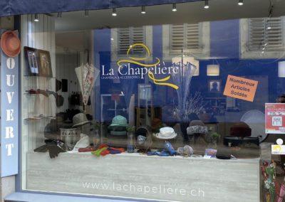 La Chapelière